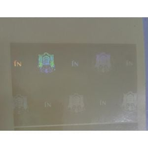 Custom New Jersey Hologram Overlay Stickers | NJ ID Hologram Overlay