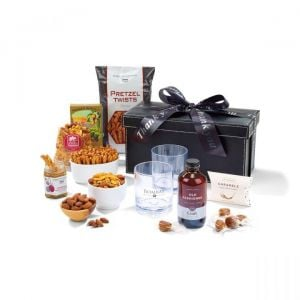 Cheap Old Fashioned Happy Hour Custom Food Gift Set Best Print Supplier