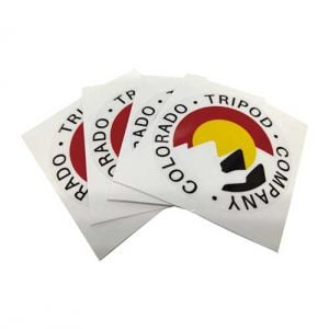 Small Transparent Stickers | Personalised Transparent Sitckers
