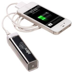 Cheap Print Portable Custom Cell Phone Charger - 2200 mAh Best Printing Factory