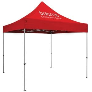 Economical Premium Trade Show Booth Custom Tents - 10' Top Printing Supplier