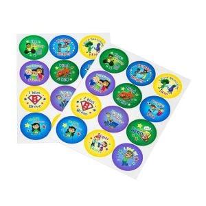Printable Reward Stickers | Reward Stickers for Students