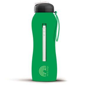 Bargain Pulse Amplifier Logo Water Bottles - 18 oz. Print Company