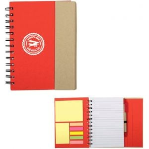 "Lowest Price Recycled Magnetic Custom Logo Journal Book - 4.75""w x 6.75""h Best Print Company"