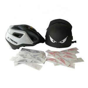 Reflective Motorcycle Helmet Stickers | Reflective Helmet Tape