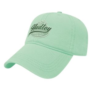 Economical Print Relaxed Washed Chino Twill Custom Cap Dependable Print Supplier