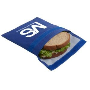 Manufacture Reusable Cotton Custom Sandwich & Snack Bag Best Printing Store