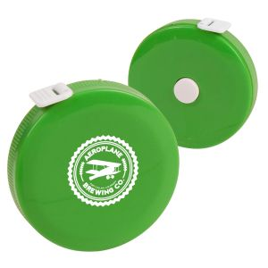 Economical Round Custom Tape Measure - 5' At Special Offer