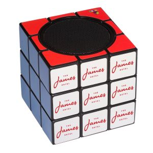 Buy in Bulk Rubik's Cube Bluetooth Custom Speaker Top Print Store
