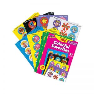 Scratch and Sniff Sticker Book | Scratch Smell Stickers