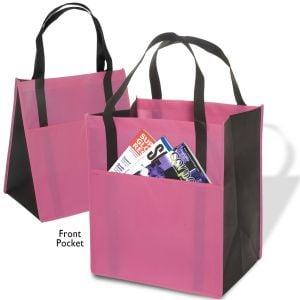 "Shopping Promo Tote Bag - 13""w x 15""h x 10""d"