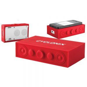Economical Print Silicone Block Amplifier Custom Speakers Top Print Store