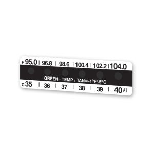 Top Single Use Forehead Thermometer - Blank At Lowest Rate