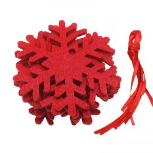 Felt Snowflakes | Felt Art for Kids