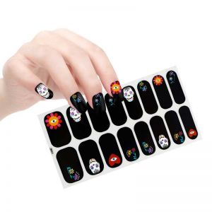 Halloween Nail Stickers | Nail Art Transfers