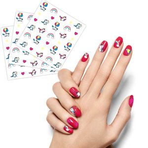 Disney Nail Stickers | Cute Nail Stickers