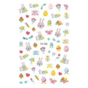 Emoji Nail Stickers | Fingernail Stickers Decals