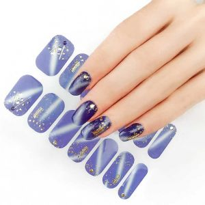 Nail Art Stickers for Kids | Professional Nail Stickers