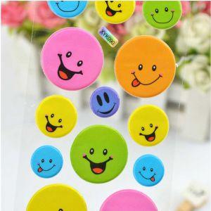 Emoji Puffy Stickers | Super Puffy Stickers