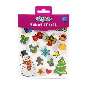 Christmas Rub-on Transfers | Rub-on Transfer Stickers