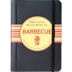 Cheap The Little Black Book of Barbecue - Promotional Books Best Printing Supplier