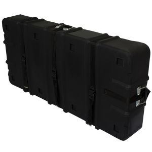 Personalized Trade Show Display Storage Cases w/ Wheels - Blank Best deal online