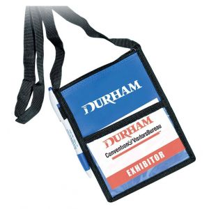 Reasonable Priced Trade Show Promotional Badge Holder Top Printing Store