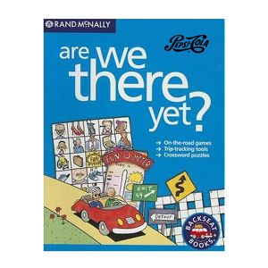 Personalized Travel Themed Activity Custom Books - Are We There Yet? Top Printing Manufacturer
