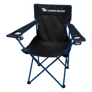 Purchase Two-Tone Custom Folding Chair w/ Carrying Bag For Sale
