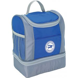 Economical Two-Tone Insulated Custom Lunch Bag At Special Offer