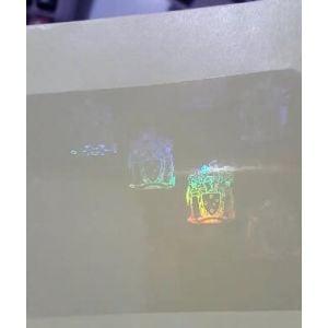 Custom Australian Victorian Hologram Overlay Stickers | VIC ID Hologram Overlay