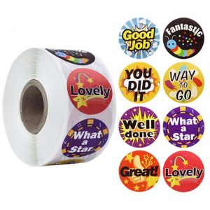 Well Done Stickers for Kids   Reward Stickers
