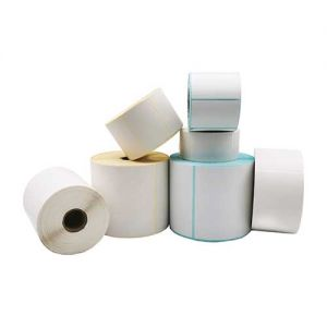 White Thermal Labels | Thermal Transfer Printable Labels