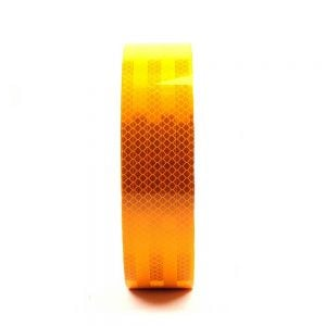Yellow Reflective Tape | Bicycle Reflective Tape