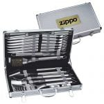 Best Print 24-piece Deluxe BBQ Utensil Promo Gift Set By High Quality Production