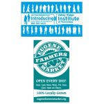 Buy in Bulk BIC Economy Imprinted Business Card Magnets - 20 mil Dependable Printing Company