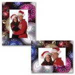 "Economical Christmas Paper Promo Photo Frame - 5"" x 7"" Online shop"