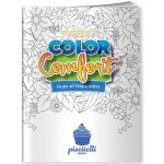 Cheap Print Color Comfort Adult Custom Coloring Books - Flower's Top Printing Company