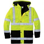 Cheap Produce CornerStone ANSI Class 3 Waterproof Custom Parka At Low Rate