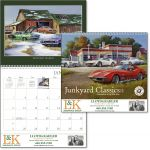 Order in Bulk Dale Klee Junkyard Classics - 12 Month Appointment Custom Calendar Best Printing Factory
