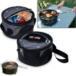 Order Explorer Promotional Cooler Bag and Grill - 12 Can At Lowest Offer