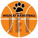 Cheap Print Full Color Jumbo Basketball Promotional Magnet - 20 mil Best Printing Supplier