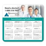 Cheap Print Full Color Magnetic Custom Calendar w/ Rounded Corners - 20 mil At Lowest Offer