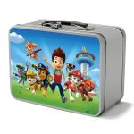 Manufacture in Bulk Full Color Metal Retro Custom Lunch Box At Low Rate