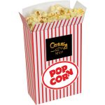 "Wholesale Full Color Popcorn Box Custom Packaging - 4.38""w x 7""h x 2""d Dependable Printing Manufacturer"