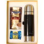 Order in Bulk Ghirardelli Promotional Gift Set w/ Custom Thermos - 16.9 oz. At Lowest Offer