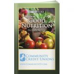 Manufacture in Bulk Good Nutrition Informational Guide - Promotional Book Dependable Print Manufacturer