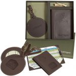 Cheap LEEMAN NYC Woodbury Golf Scorecard/Round Golf Tag Promotional Gift Set At Lowest Price