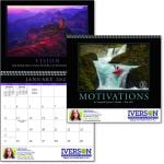 Best Motivations - 12 Month Appointment Custom Calendar Top Printing Supplier