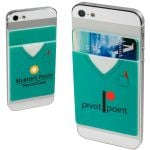 Buy Nurse Theme Silicone Promotional Cell Phone Wallet Online store